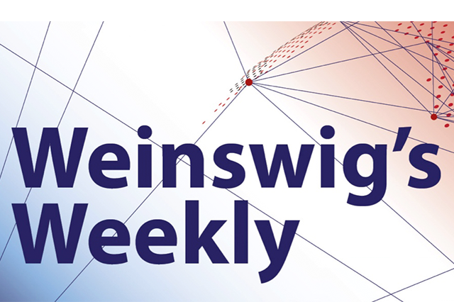 Weinswig's Weekly Nov 3, 2017   Coresight Research