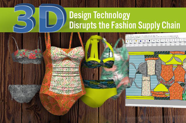 Deep Dive: 3D Design Technology Disrupts the Fashion Supply