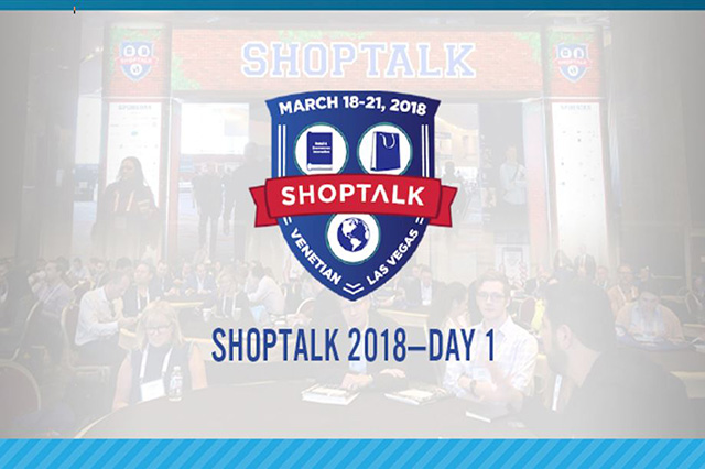 Shoptalk  Takeaways Startup Pitch Competition