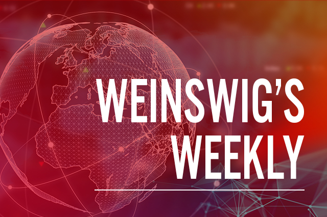 Weinswig's Weekly Dec 7, 2018 | Coresight Research