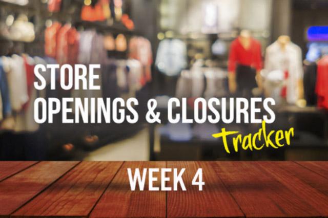 weekly store openings and closures tracker 2019 week 4. Black Bedroom Furniture Sets. Home Design Ideas