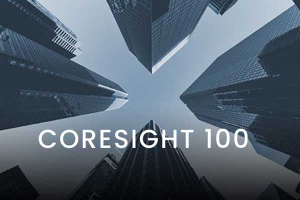 coresight 100