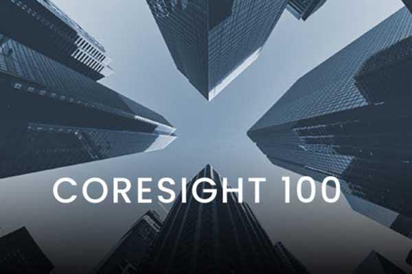 coresight 100