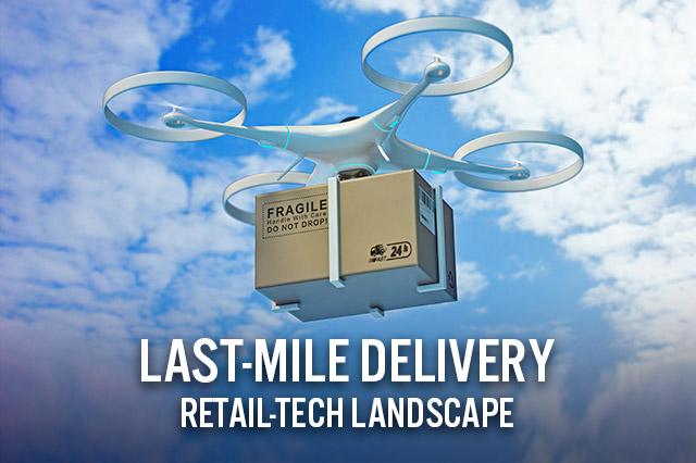 Last Mile Delivery Startups