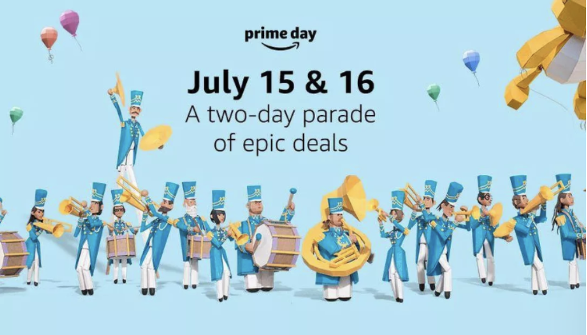 Amazon Prime Day 2019 marketing campaign