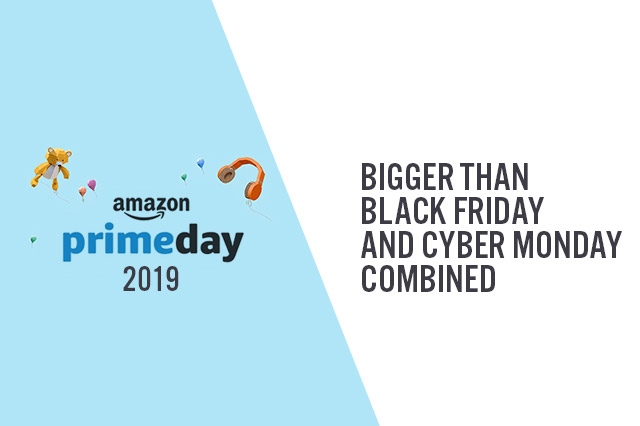 Prime Day 2019: Bigger Than Black Friday and Cyber Monday