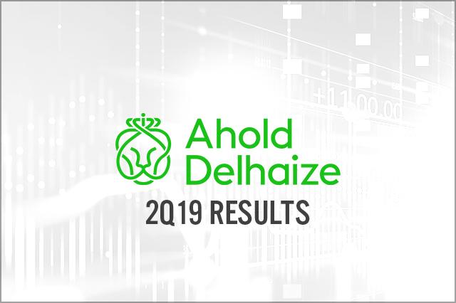 Ahold Delhaize (ENXTAM: AD) 2Q19 Results: An In-Line Quarter