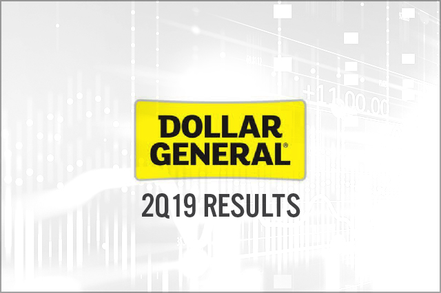 Dollar General (NYSE:DG) 2Q19 Results | Coresight Research