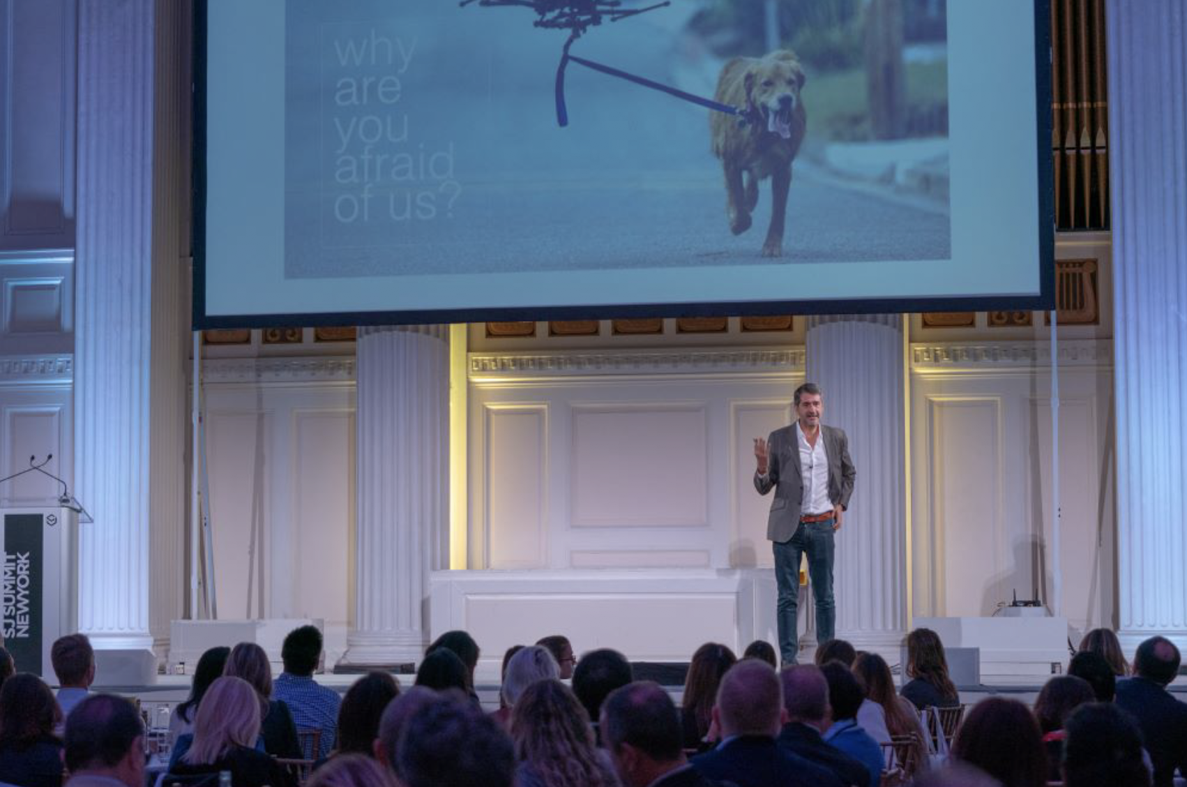 Jesús Vega, former Managing Director for Zara-Inditex, talks about apparel's new fundamentals Source: Jennifer A. Uihlein/Sourcing Journal