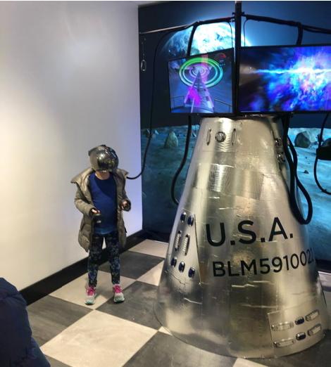 Bloomingdale's store display