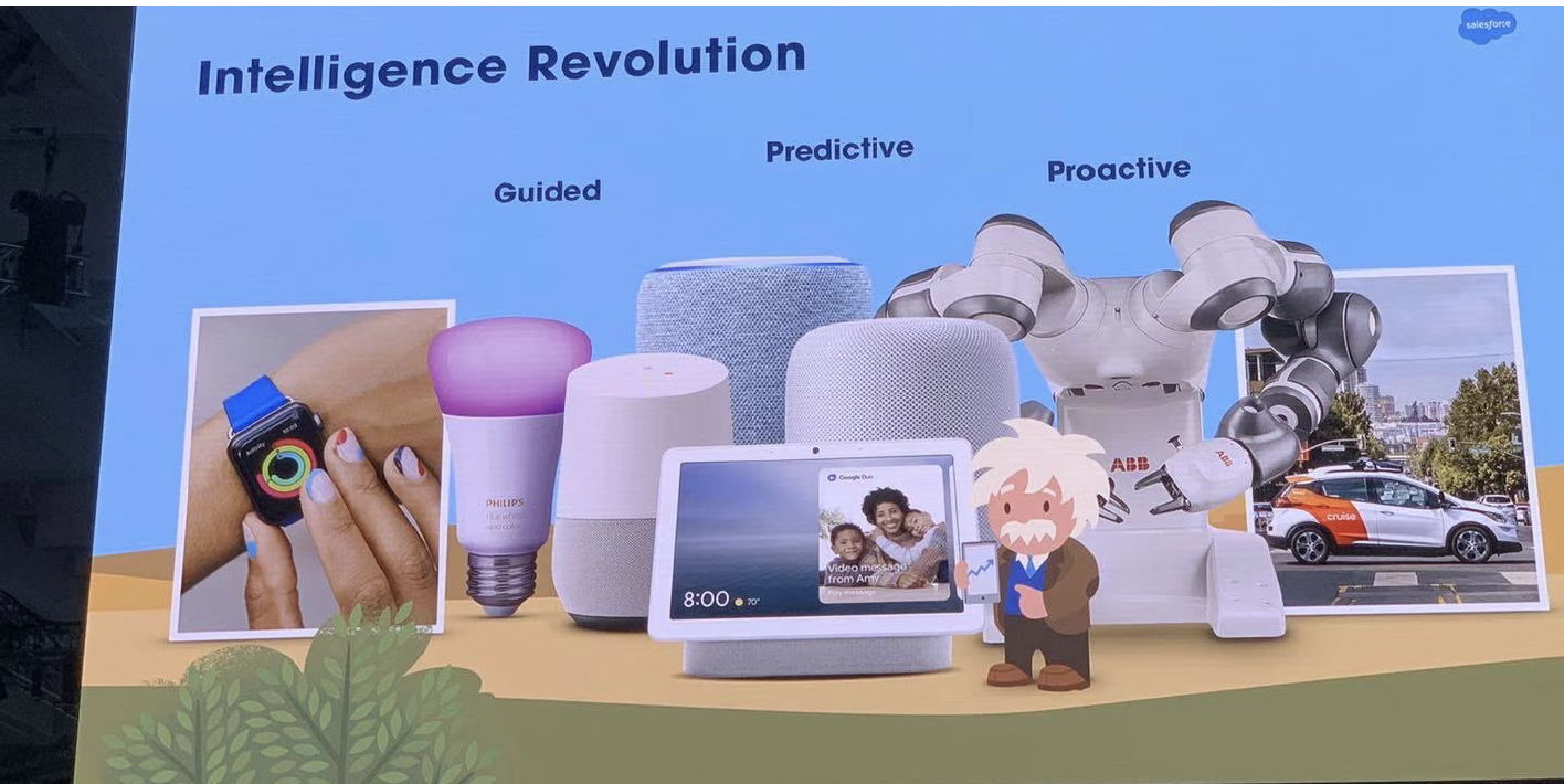 The intelligence revolution is the proliferation of AI-integrated consumer devices.