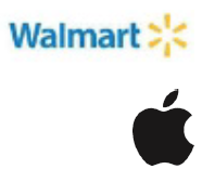 Walmart Collaborates with Apple