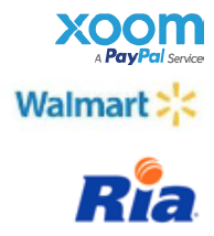 Xoom Partners with Walmart and Ria
