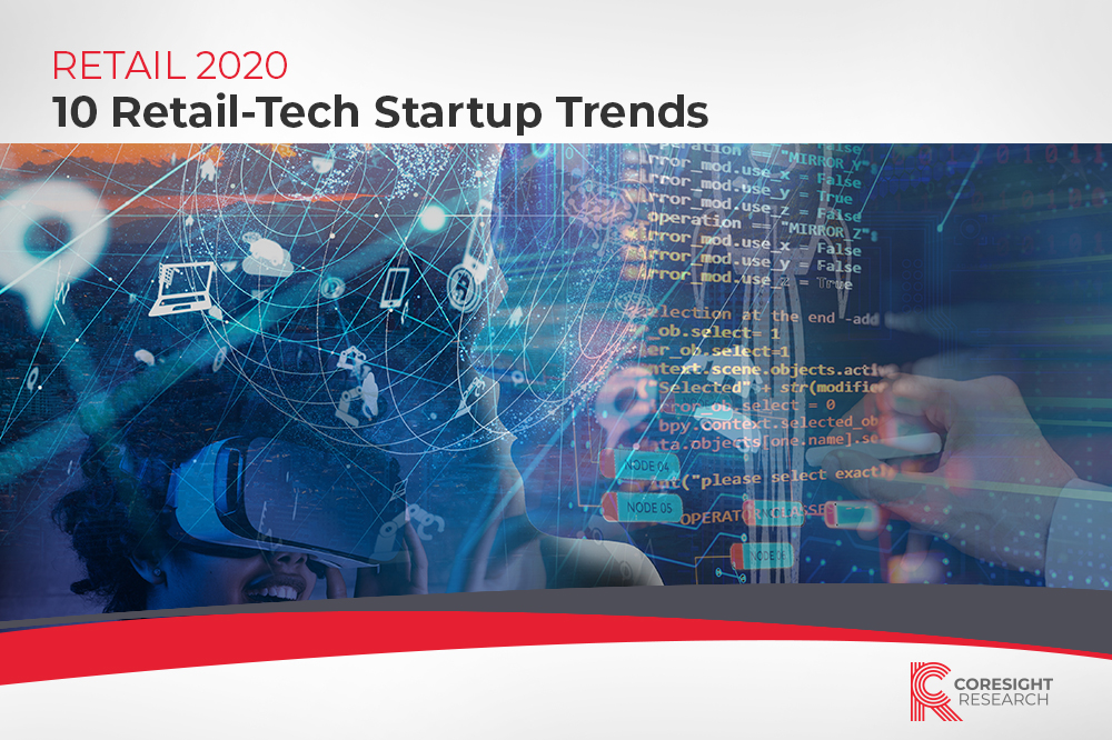 Retail 2020 10 Retail Tech Startup Trends Coresight Research