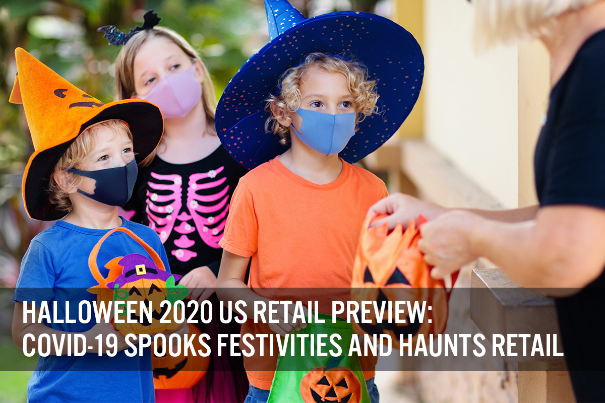 Preview Halloween 2020 Halloween 2020 US Retail Preview: Covid 19 Haunts Retail